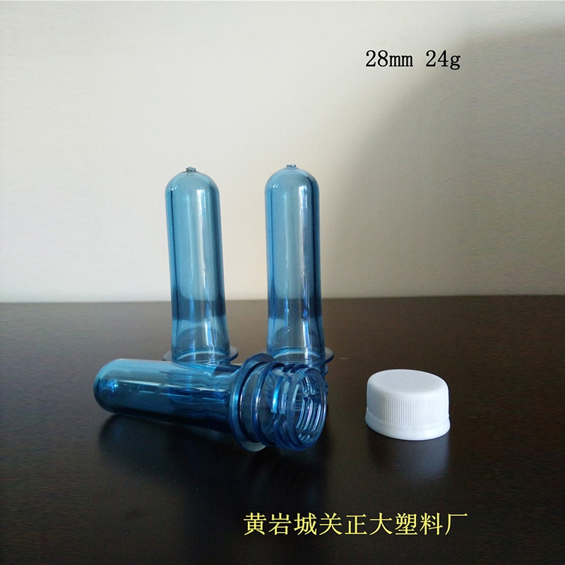 24克28标准口水瓶瓶坯